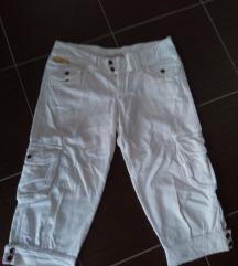 кратки бели сомотни панталони