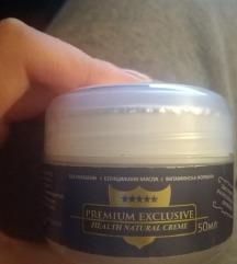 Нова крема за лице и тело - на природна база