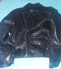 Kozna debela jakna