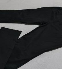 Stof crni pantaloni