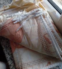 Komplet postelnina baby