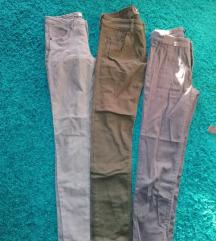 фармерки/панталони женски