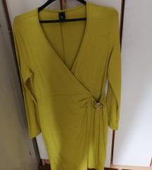 Памучен фустан секси 38