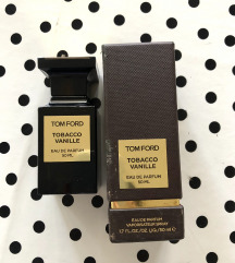 Tom Ford tobacco vanille 50ml so kutija