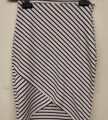 Zara trafaluc suknja