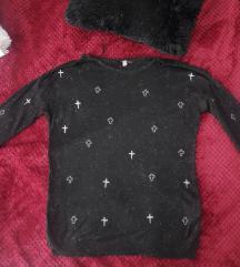 Knitted blouse (bsk)