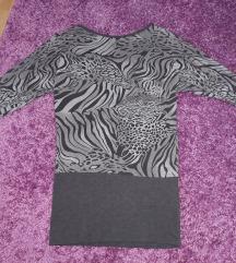 Pamucna tunika fustan