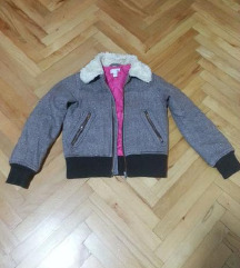 H&M nova jakna svetkava za 11-12 god