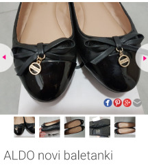 ALDO novi baletanki