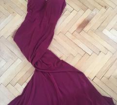 Долг бордо фустан