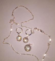 Нов сребрен накит