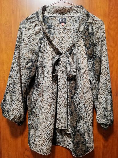 Шик блуза
