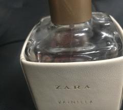 Zara vannila fragrance