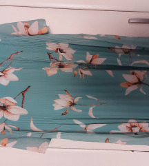Nov preubav fustan xl/xxl***može i za trudnici