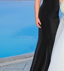 eleganten crn fustan