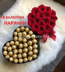 Naracki za Sv Valentin