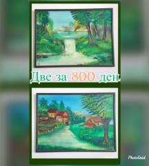 Две слики за 700