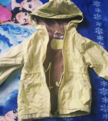 Есенска јакна за девојче 3 години