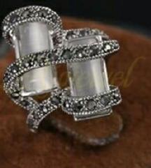 markizet prsten so priroden opal kamen