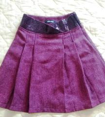 Уникатна зимска сукња