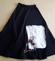 Koton  suknja dolga