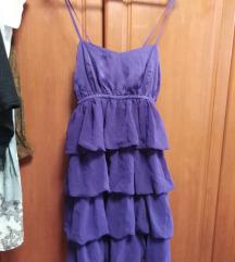 Jorgovan fustance