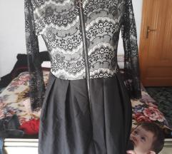 Nov kratok fustan