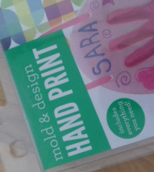 Hand print- Otpecatok na raka