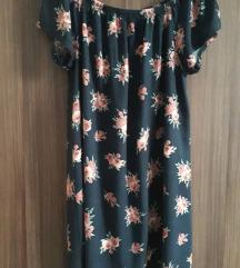 Летен цветен фустан