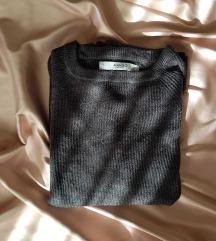 MANGO BASICS волнен џемпер
