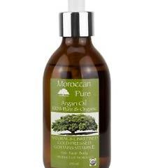 Чисто арганово масло - 250 ml за кожа, коса, лице