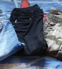 Машки фармерки -пантолони