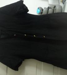 crno novo palto
