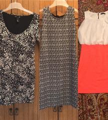 3 fustancinja za 500