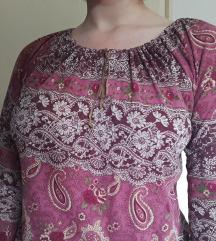 Слатка бохо блуза