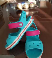 Crocs sandali br 27-28