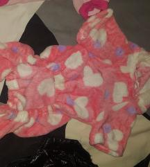 Fashion Pink Sweater for dog