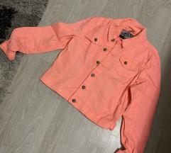 Neon teksas jakna
