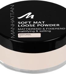 NOVO! Manhattan soft mat loose powder