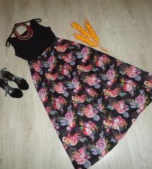 Dolg fustan M/L