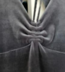 Плишан фустан