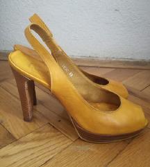 Vera Pelle - кожни штикли/сандали
