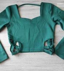 Zeleno bluze