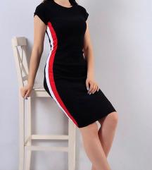 Bershka  фустан   облека   Црн фустан  