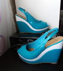 Tirkizni A&V collection sandali