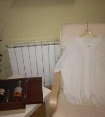 Бела кошула со везен детаљ НОВА