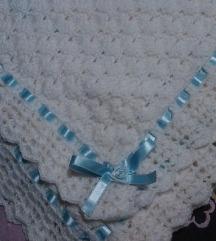 racno pletena bebeska pelena
