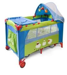 Detsko krevetce-transportno