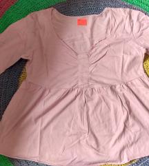 Nova pamucna bluza roze