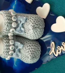 Bebeshki pleteni personalizirani